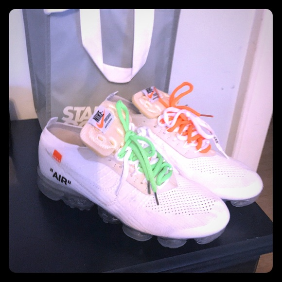 cheap for discount 30db4 e05b3 AIR VAPORMAX OFF WHITE 2018